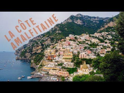 Vacances en Italie (Rome et la côte Amalfitaine)