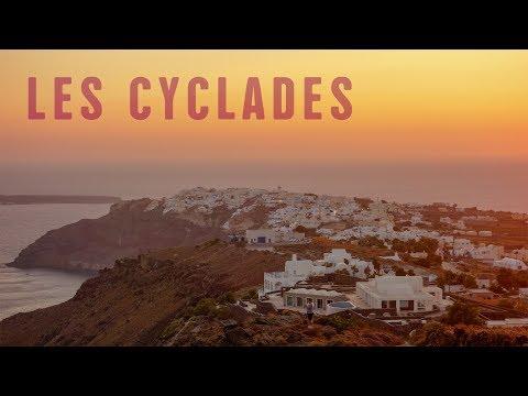 Escapade dans les Cyclades - Santorini & Paros