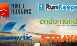 Comparatif des applications de course à pied / running