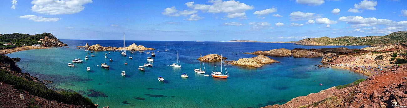 Menorca, a haven of peace in the Balearic Islands