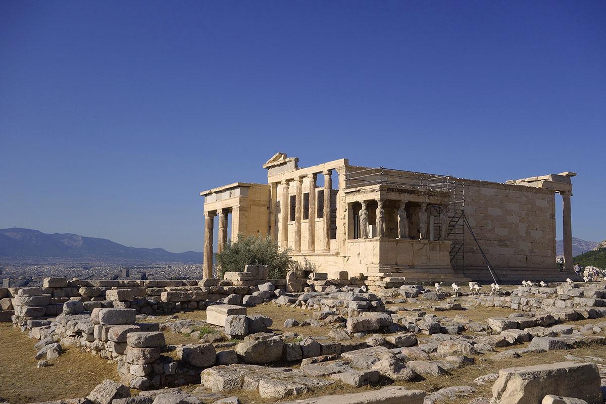 Athènes, la cité antique
