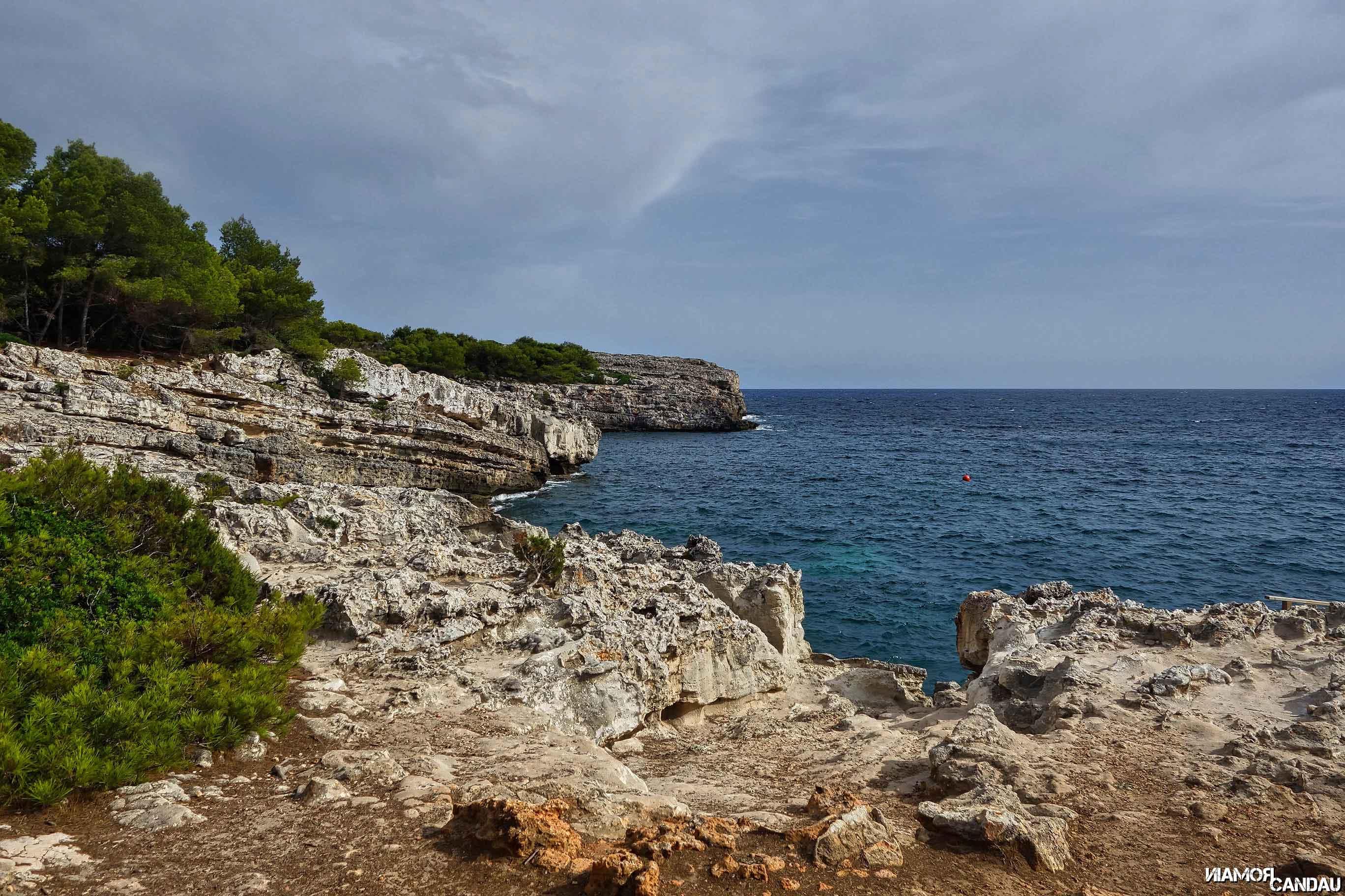 Cala En Turqueta, Menorca