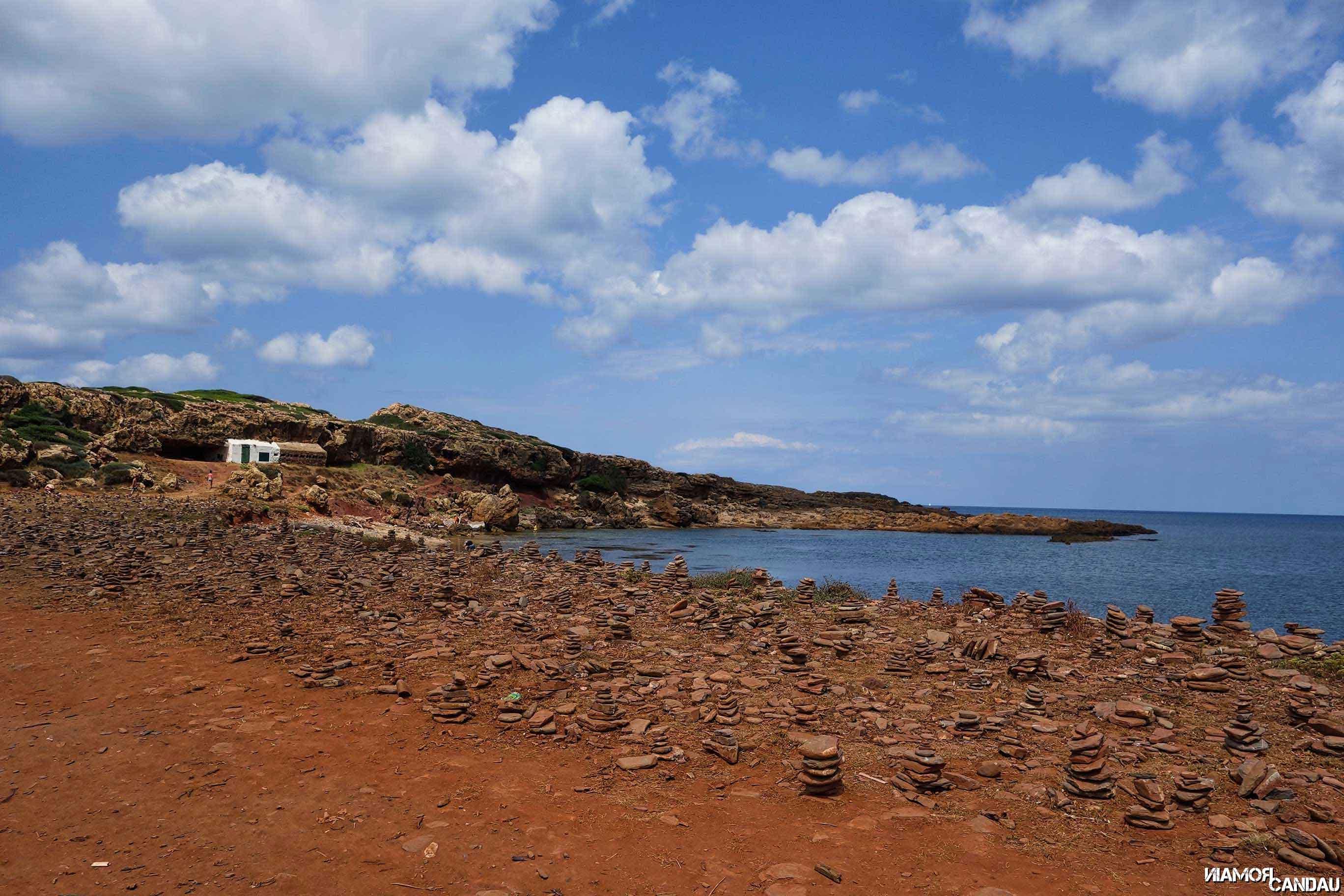 Cala Pregonda, Menorca