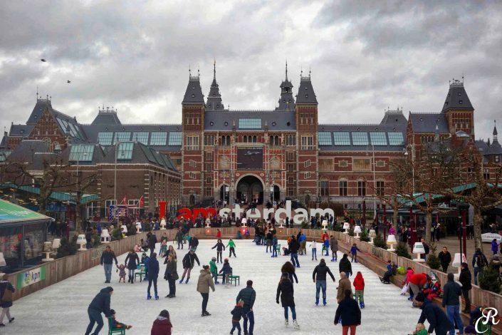 Patinoire du Rijksmuseum