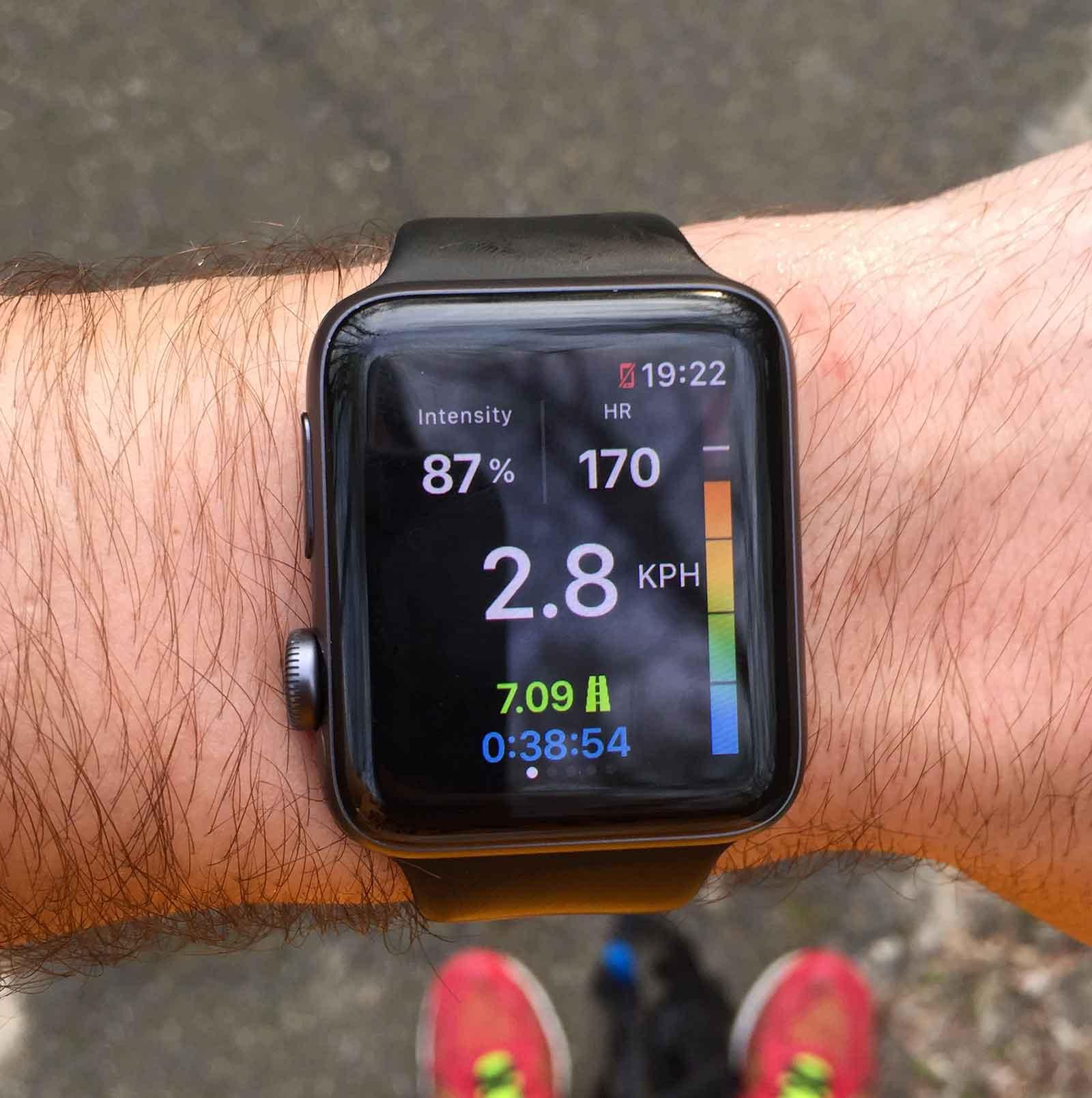 Test de MotiFIT : l'app ultime pour courir avec l'Apple Watch !