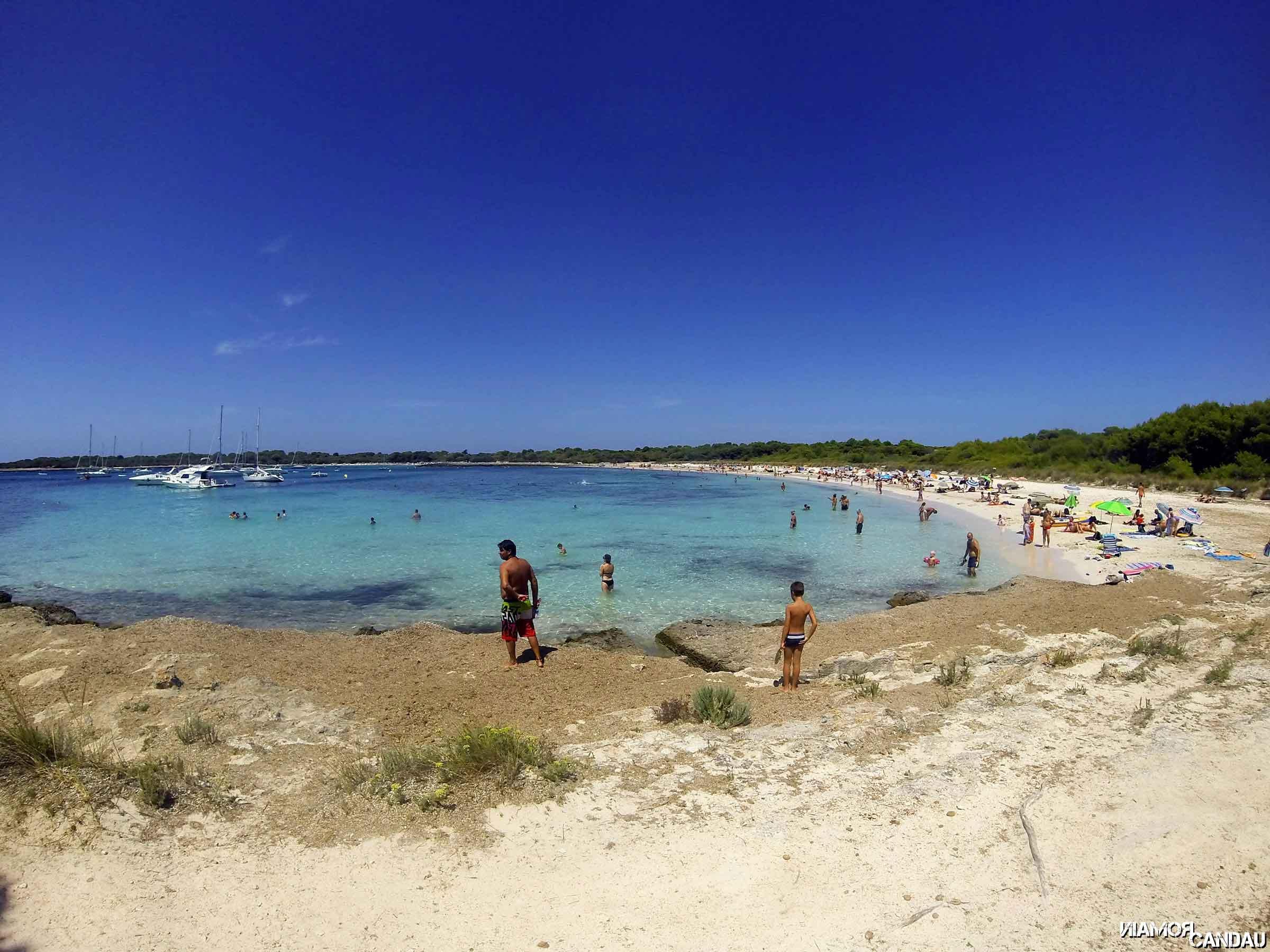 Son Saura, Menorca