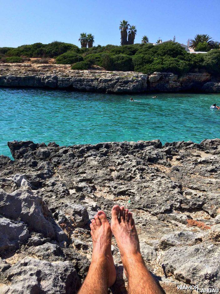Sa Caleta, Menorca