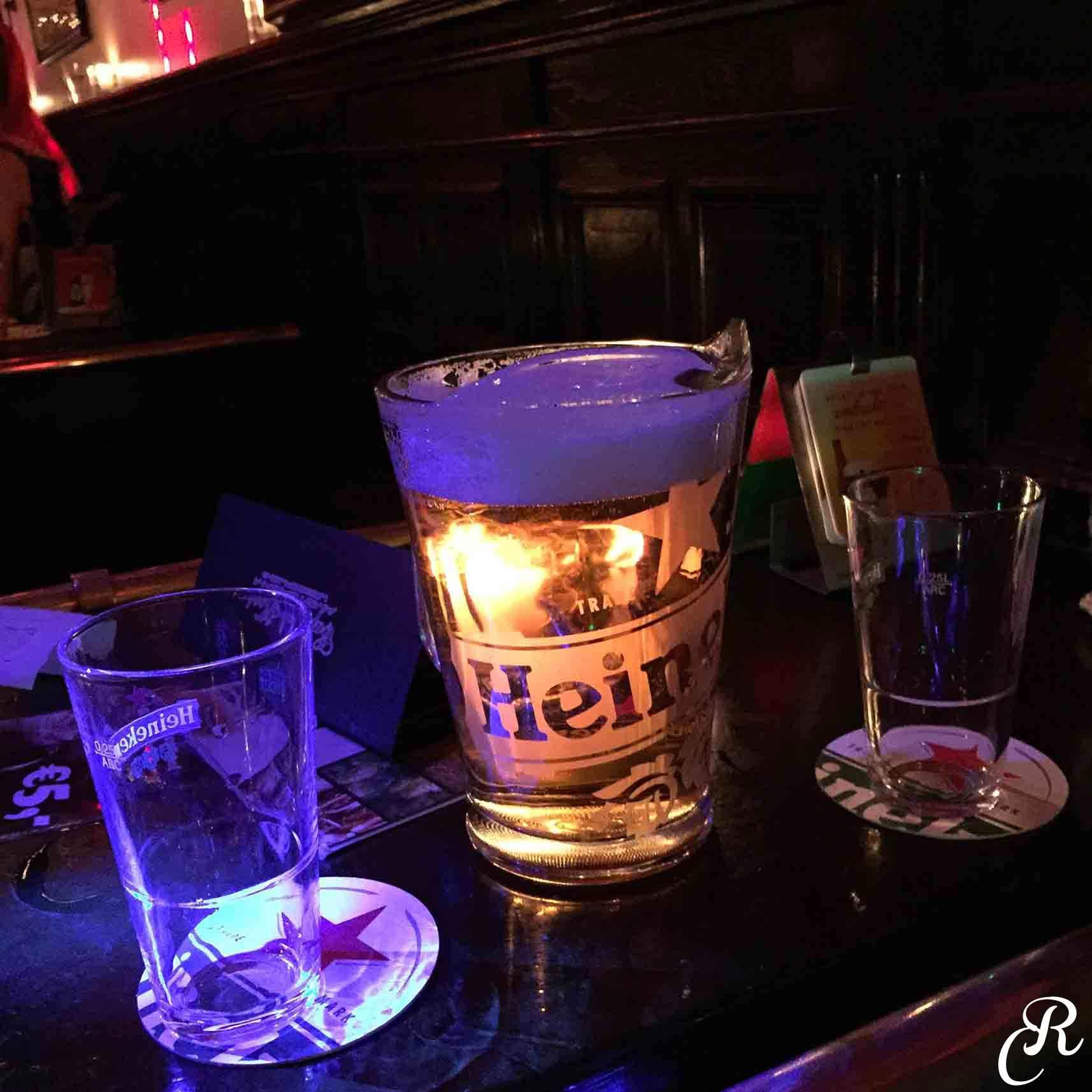 Bar à Amsterdam