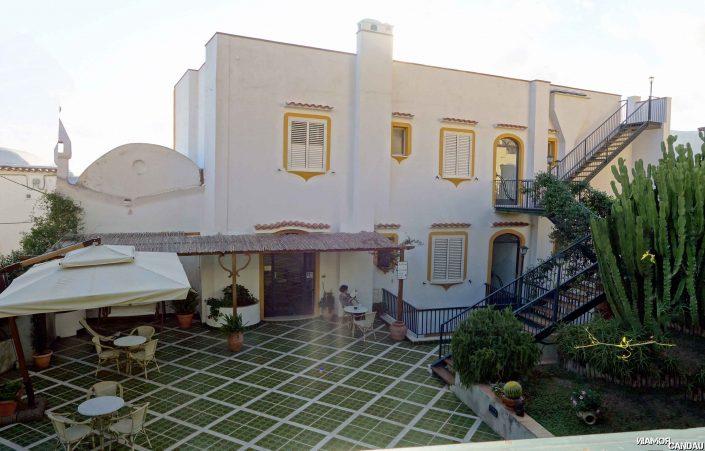 Hotel le Sirène, Praiano