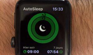 AutoSleep, la meilleure application pour suivre son sommeil