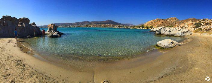 Kolymbithres beach