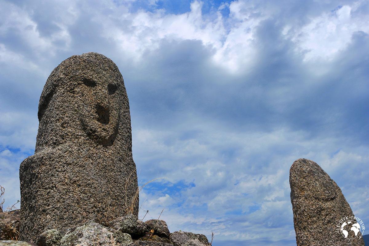 Les statues-menhirs de Filitosa