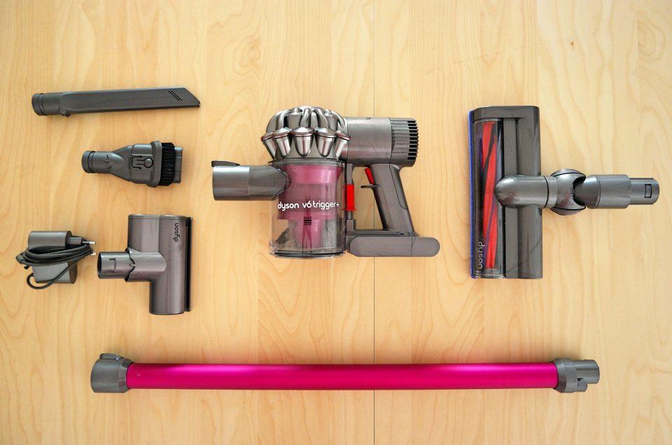 Transformer un Dyson V6 Trigger en Dyson V6
