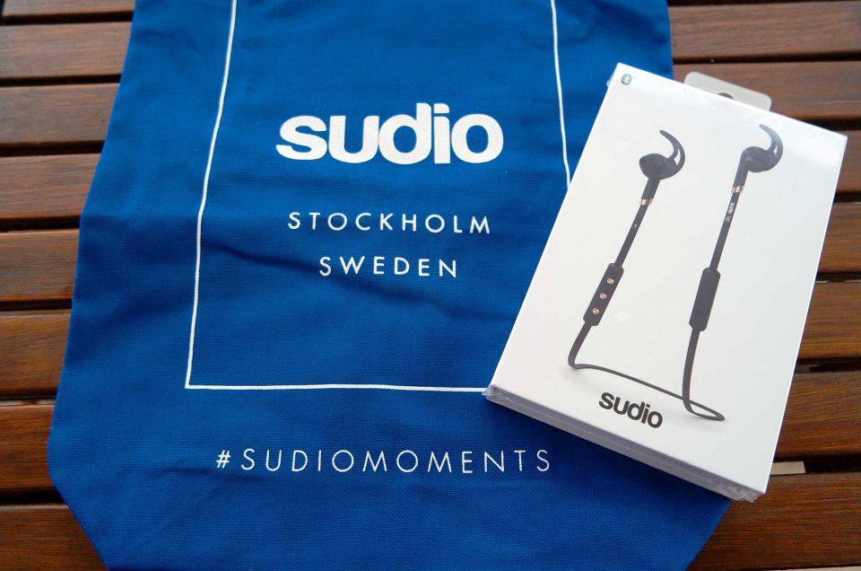 Test des écouteurs bluetooth Sudio Tre