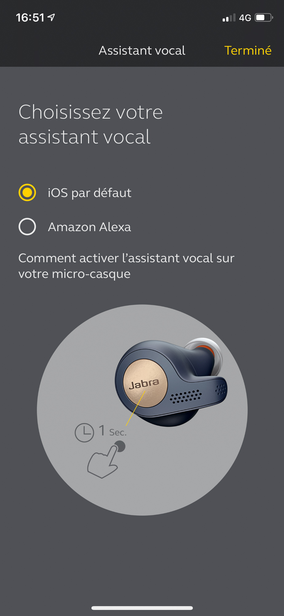 Application Jabra Sound+