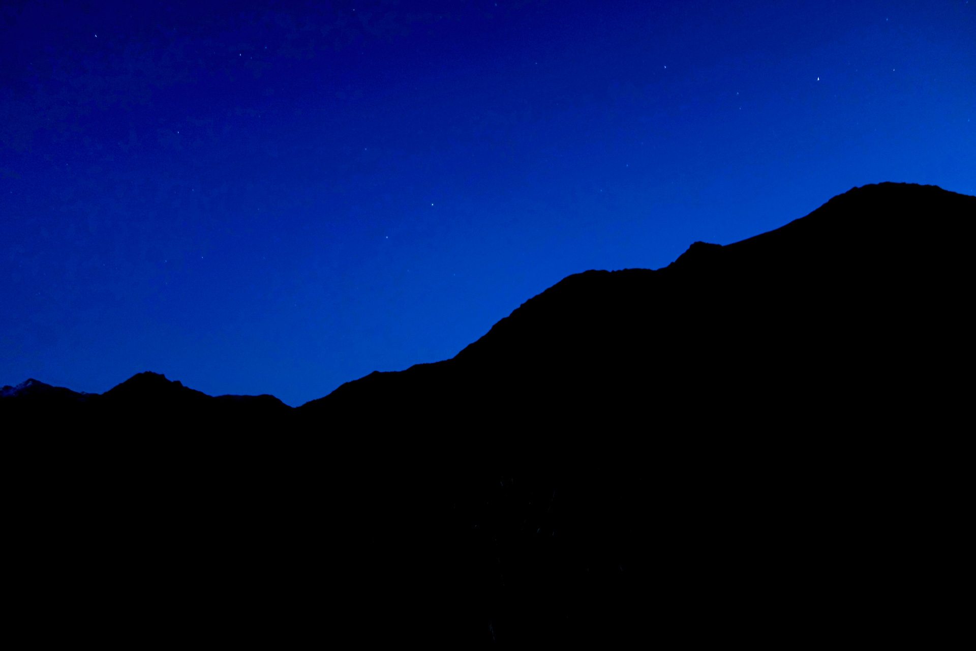 Canyon de Colca de nuit