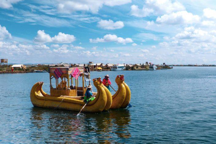 Dormir chez l'habitant sur l'île d'Amantaní sur le Lac Titicaca