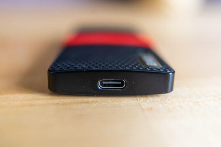 La connectique USB-C