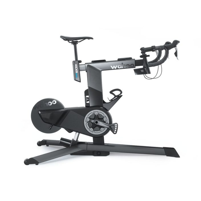Home-trainer Wahoo Bike