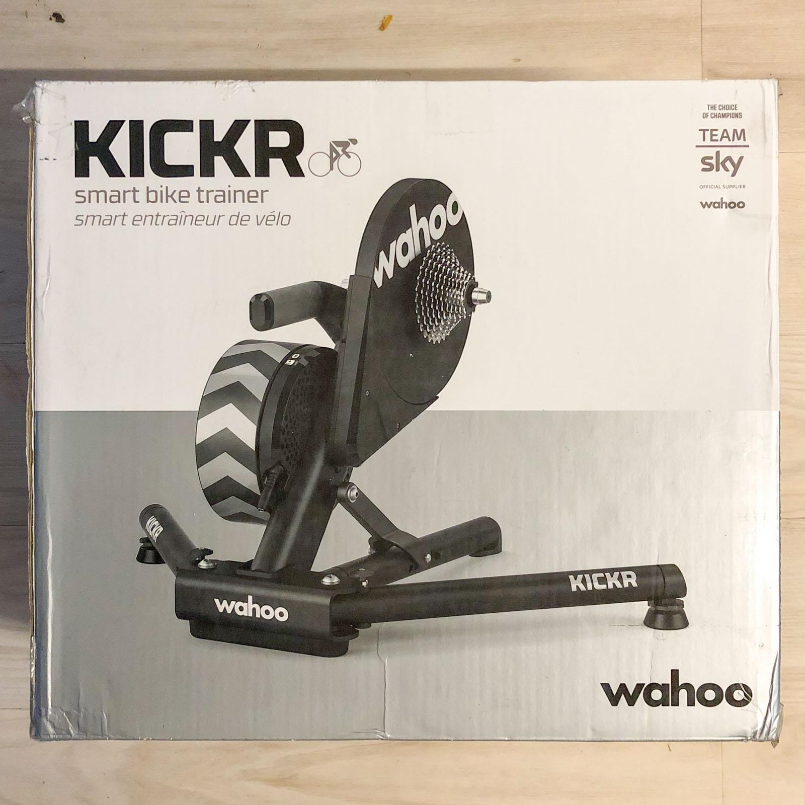 Boîte Wahoo Kickr