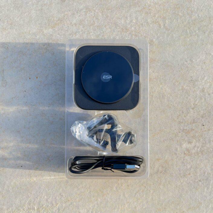 Le packaging du support magnétique ESR