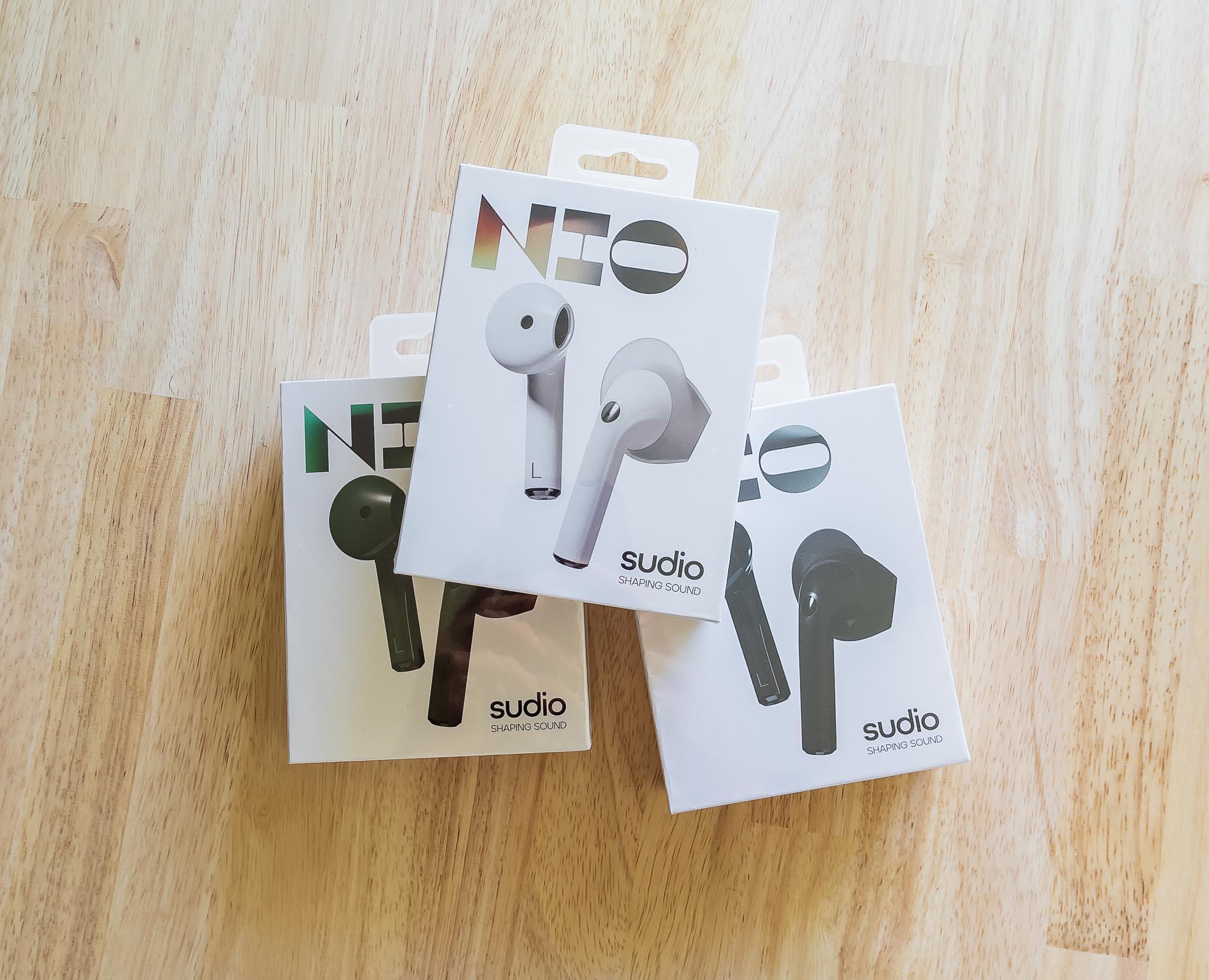 Packaging Sudio Nio